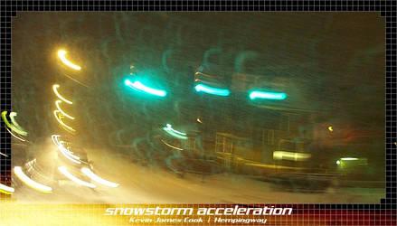 Snowstorm Acceleration