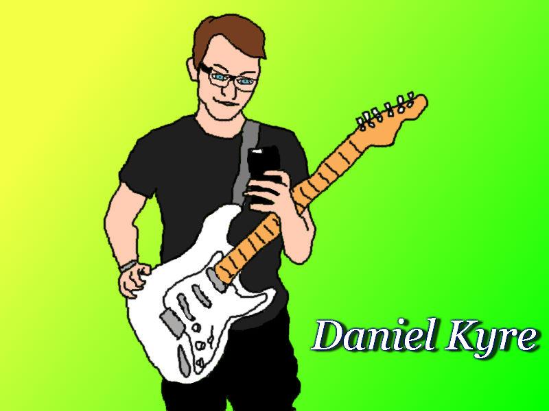 Daniel Kyre by sesshylvrable