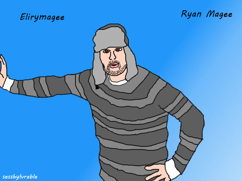 Ryan Magee Aka: elirymagee by sesshylvrable