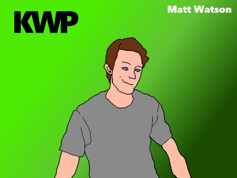 Matt Watson by sesshylvrable