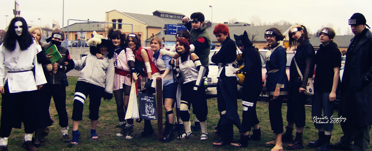 Naruto cosplay by kacza-ino