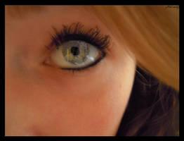 Eye with a dream
