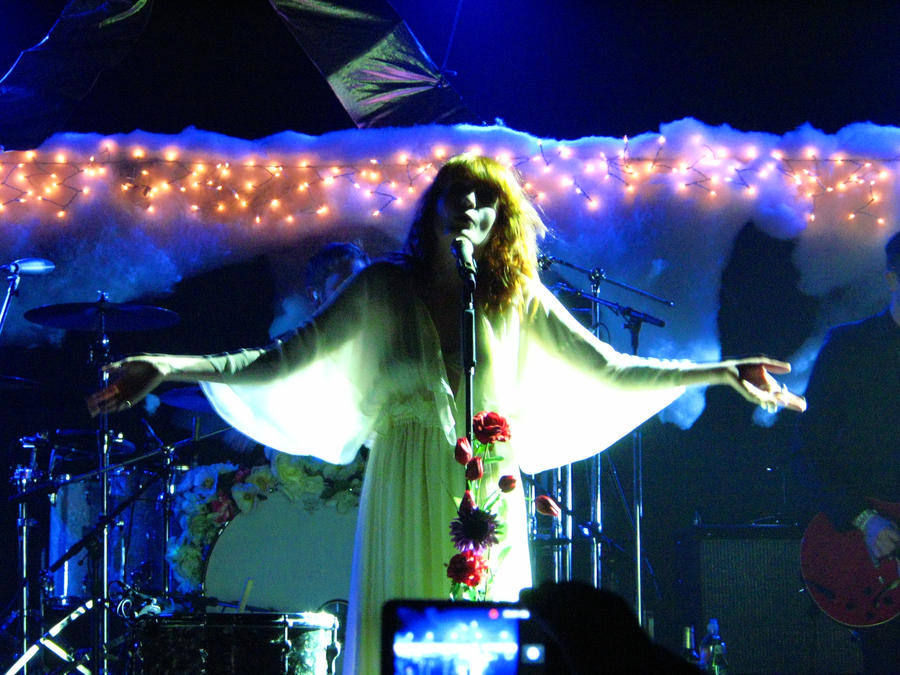 Florence Welch - KAAC by albiemo
