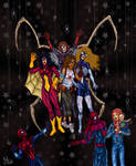 Spider-Family Color