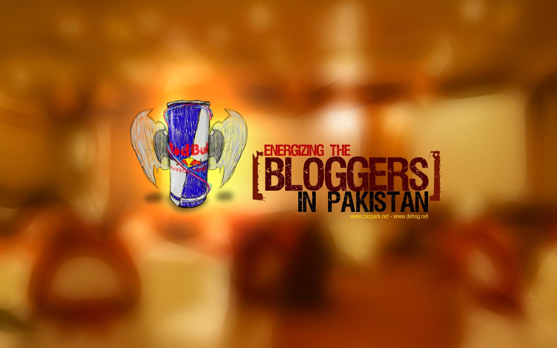 RedBull-Energizing Bloggers by dehog
