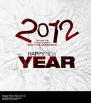 2012 - Happy New year