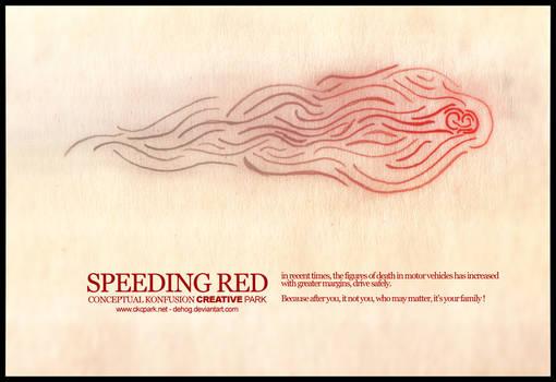 Speeding Red