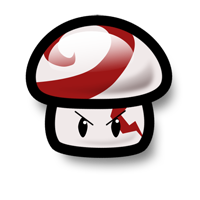 The Kratos Shroom by furrylover1775