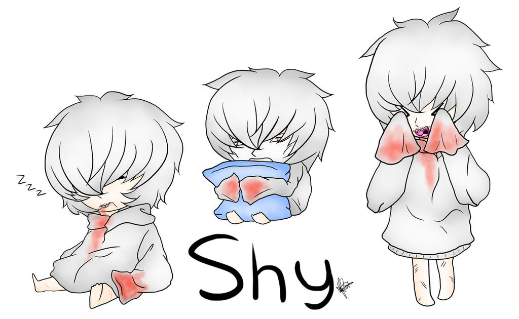 how to become friends with a shy guy