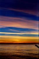 Seaside Sunset by Molot