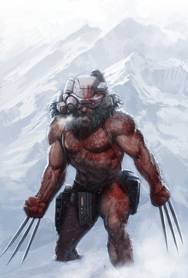 WEAPON X - REDUX by reau
