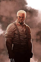 Wolverine Wednesday - 33 by reau