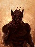 WOLVERINE WEDNESDAY - 39 by reau