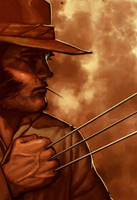 WOLVERINE WEDNESDAY - 42 by reau