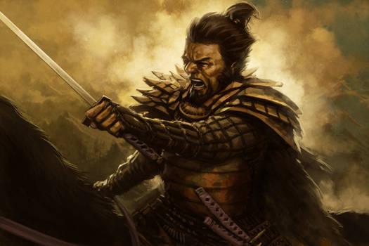 Moto Samurai
