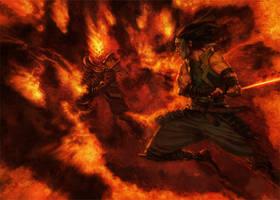 Dragon Kensai by reau