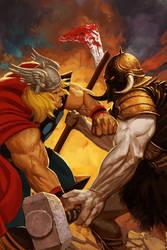 Thor Thursday - 02 by reau
