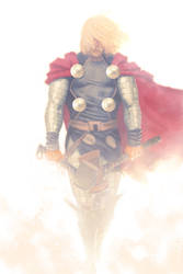 Thor Thursday - 07 by reau