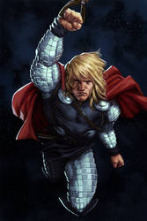 Thor Thursday - 12 by reau