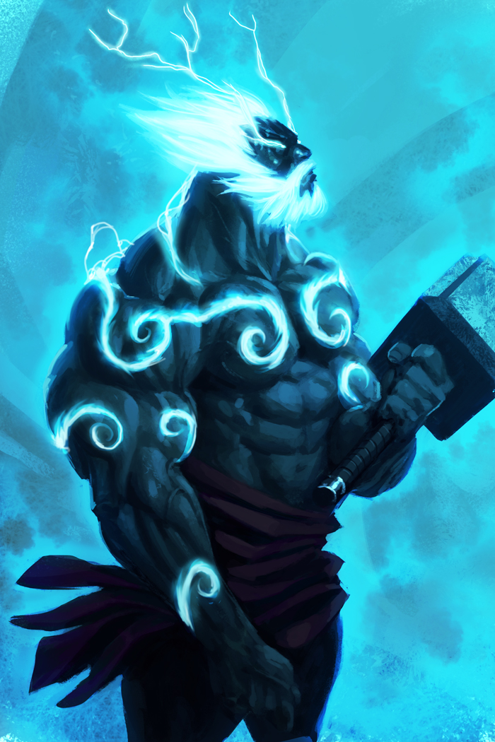 Thor Thursday - 16 by reau