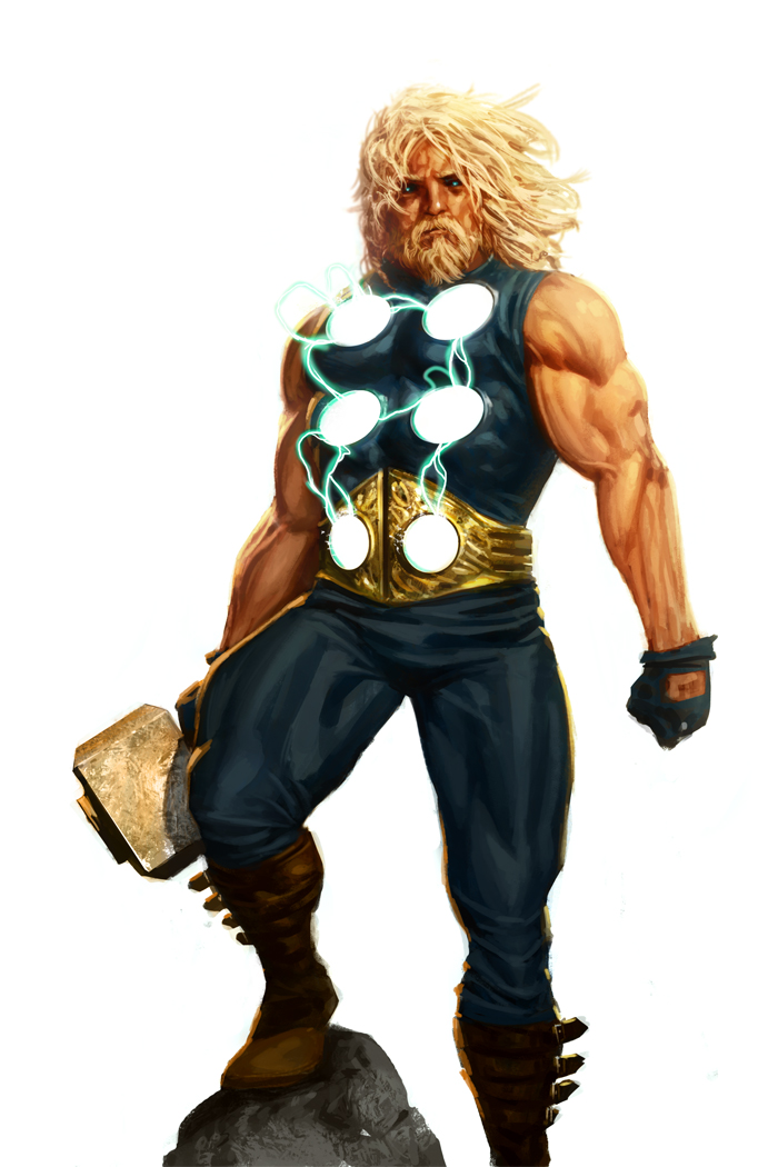Thor Thursday - 17 by reau