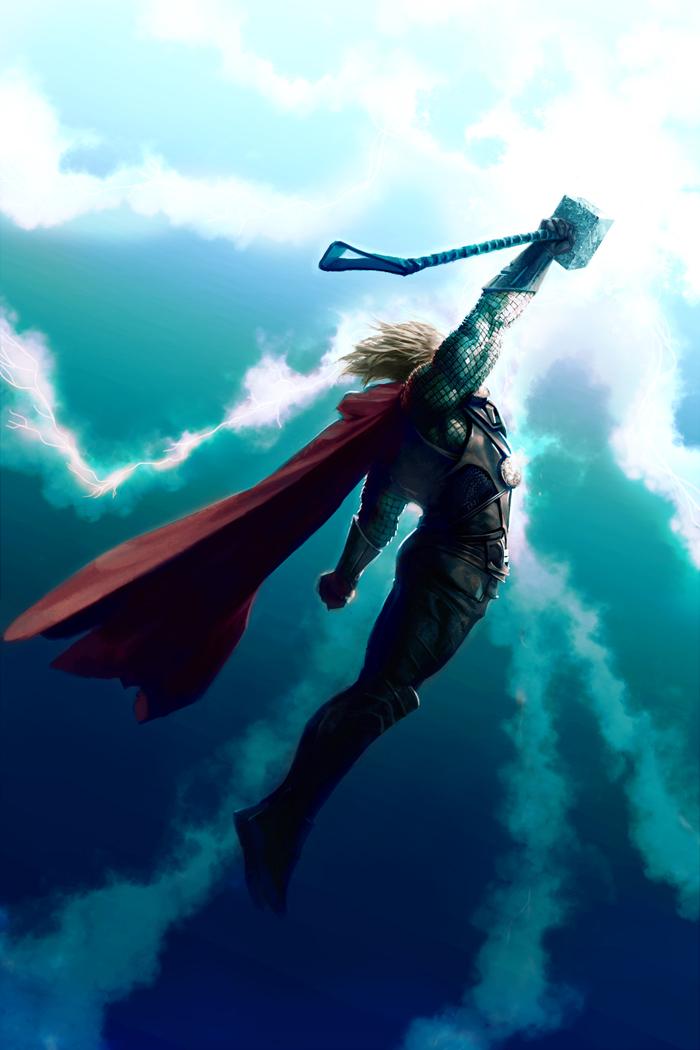 Thor Thursday - 34 by reau