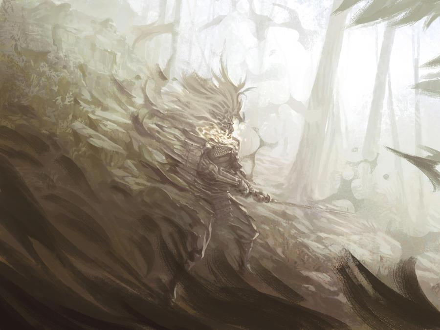 L5R - Toritaka Ghost Hunter by reau