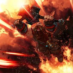 Doomhammer - World of Warcraft