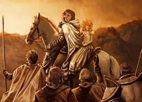 Myrcella Baratheon by reau