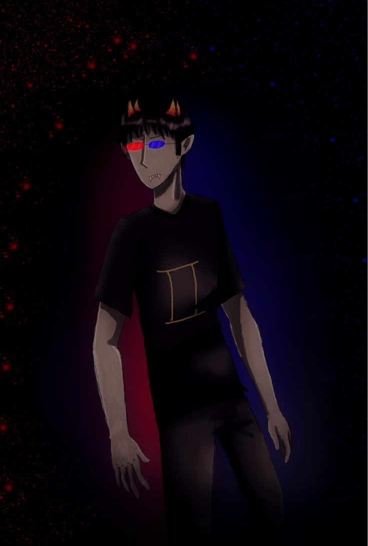 HS: Sollux Captor by Field-Of-Roses