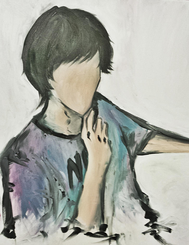 no face by shikisaru