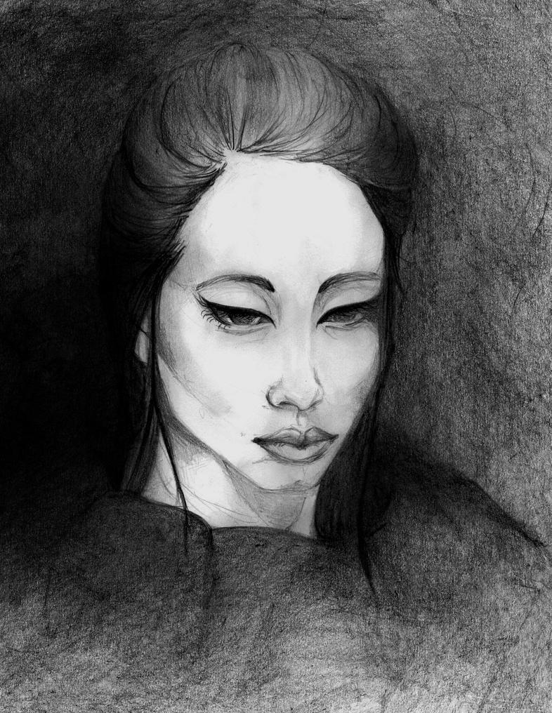 Darkness. by shikisaru