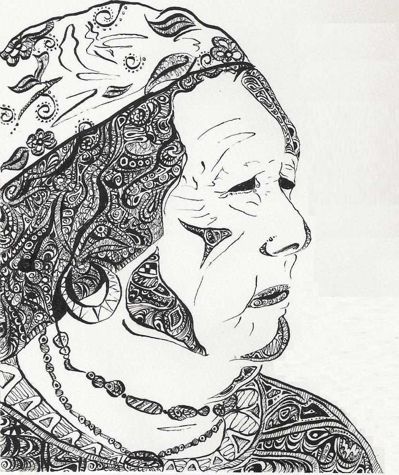 Gypsy Woman by LittleHippieOne