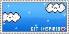 Get Inspired Stamp by xMandaChanStampsx