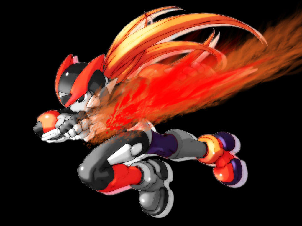 Mega man zero by badboy786