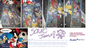 SONIC JEANS