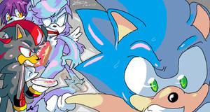Run Sonic RUN by f-sonic
