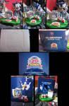 Sonic 20th figgure