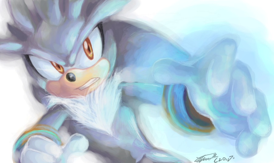 Silver by f-sonic