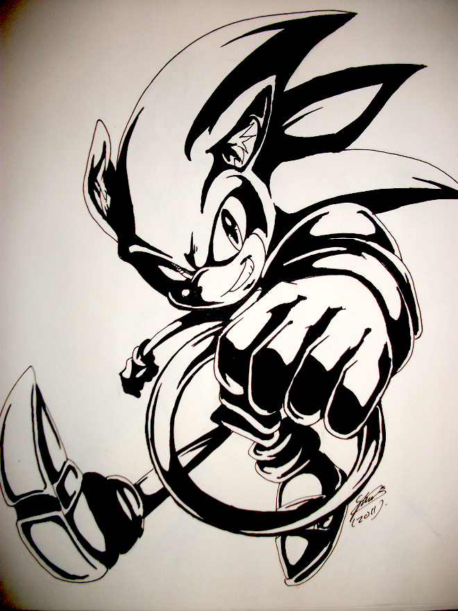 Rings By F Sonic On Deviantart
