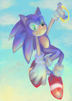 One Hour Sonic by f-sonic