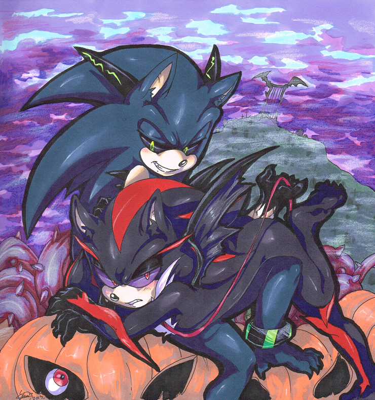 Halloween by f-sonic