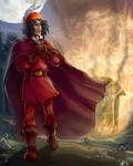 Firey god \Farevell