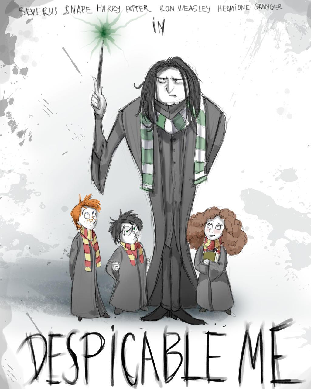 Despicable Snape