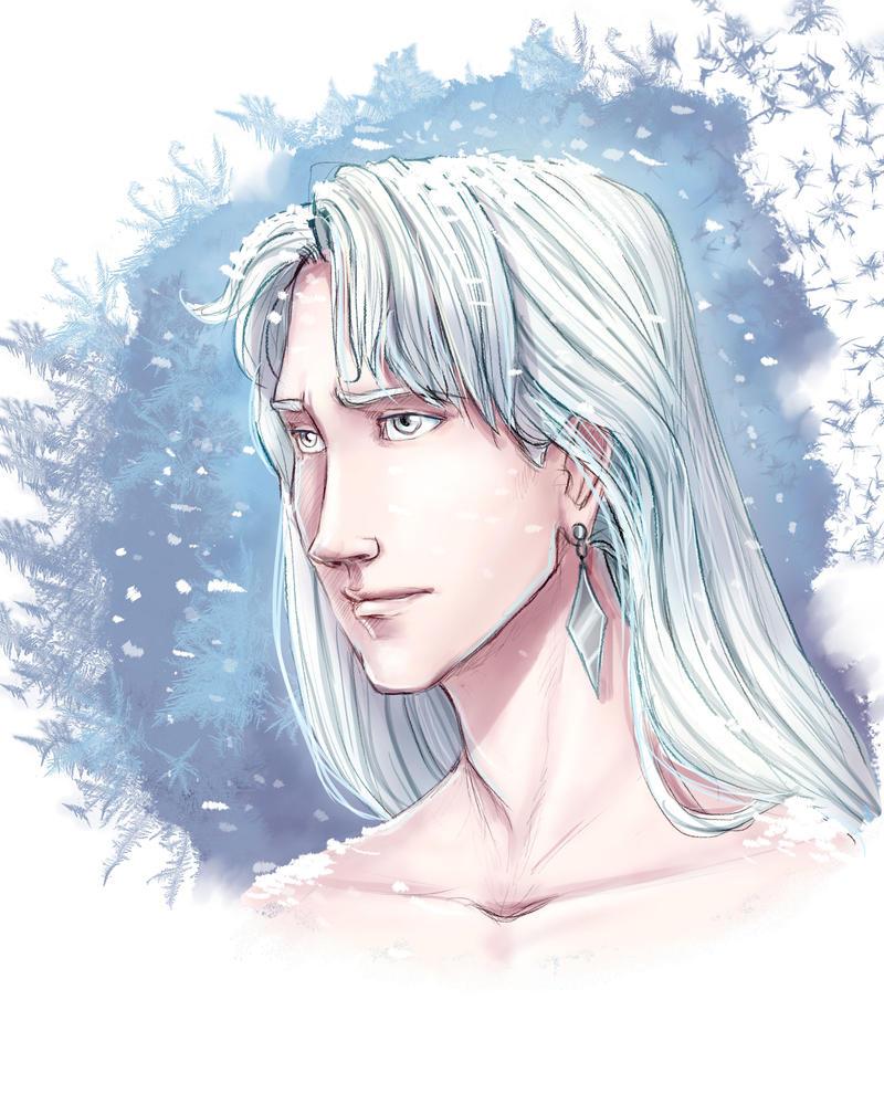 Kunzite: Ice by LordSiverius