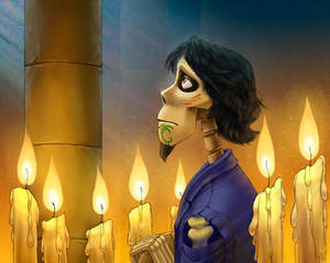 Hector Rivera. Prayer