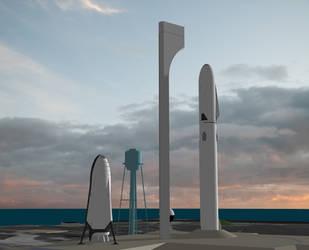 Launchpad e by Michel-Lamontagne
