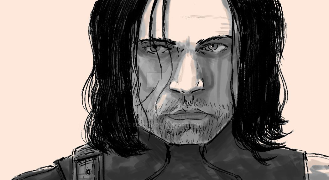 The Winter Soldier by bex2524