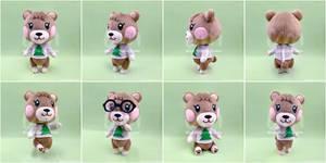 Maple Plush Doll
