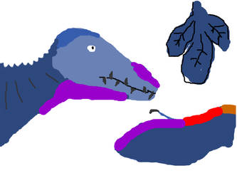 Highly Piscivorous Noasaur